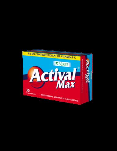 Béres Actival Max, 30 comprimate