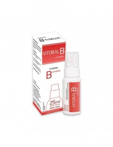 Vitoral B complex Spray Oral pentru...