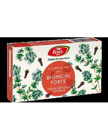 Biomicin Forte, A15, 15 capsule moi,...