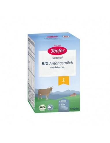 Topfer Bio 1 lapte praf 600g