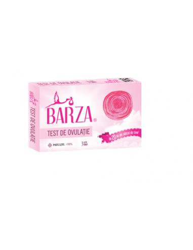 Test de ovulatie Barza 3 benzi